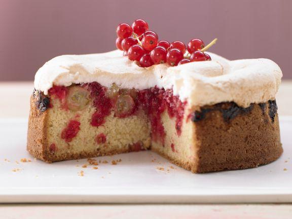Berry Meringue Pie