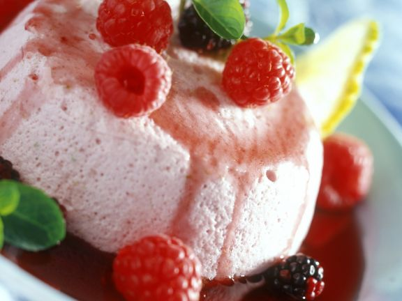 Berry Mousse