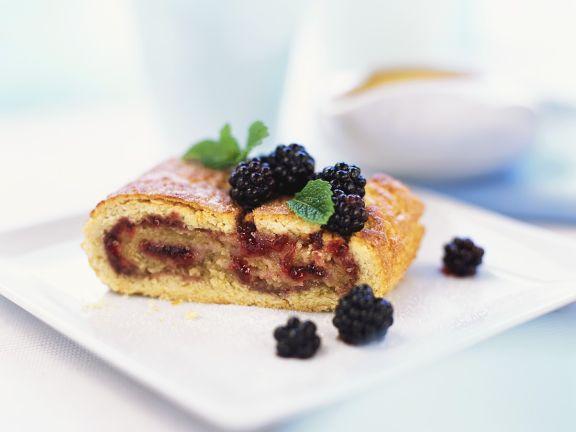 Berry Strudel Dessert