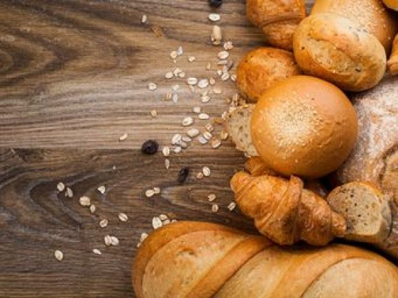 The Big Calorie Table: Bread And Baking