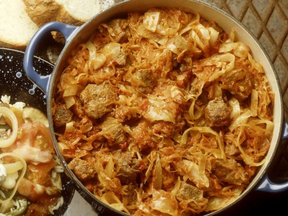 Bigos (Hunter's Stew)