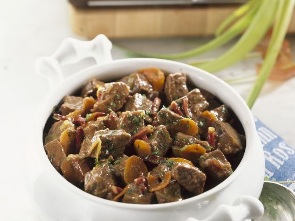 Braised Beef with Stout