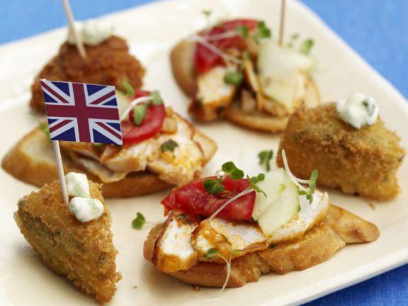 british finger food platter recipe eat smarter usa. Black Bedroom Furniture Sets. Home Design Ideas
