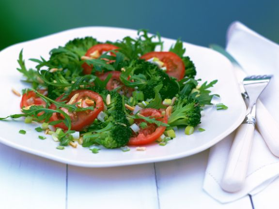 Broccoli and Arugula Salad