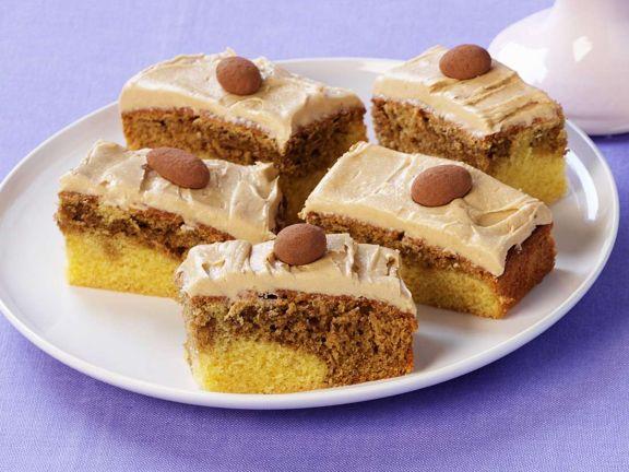 Cake with Espresso Cream