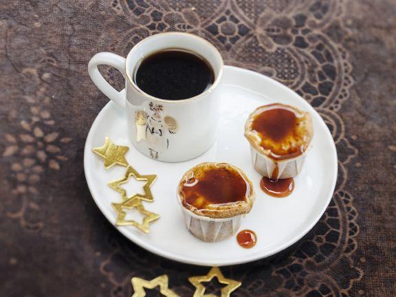 Caramelised Mini Muffins