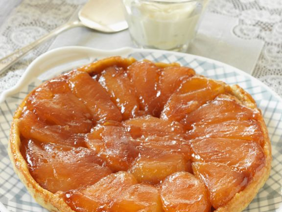 Caramelised Sweet Fruit Tart
