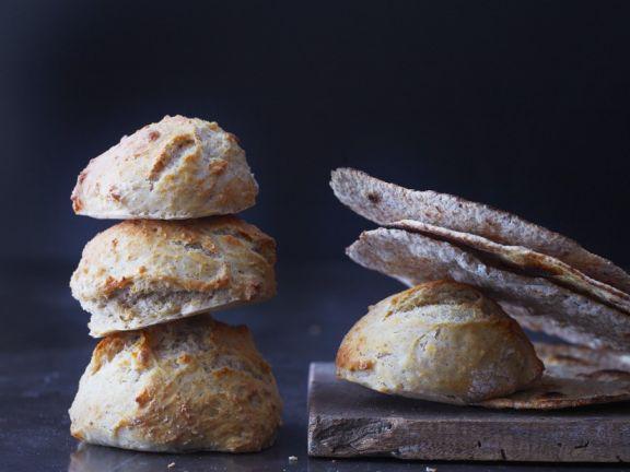 Caraway and Coriander Bread Rolls