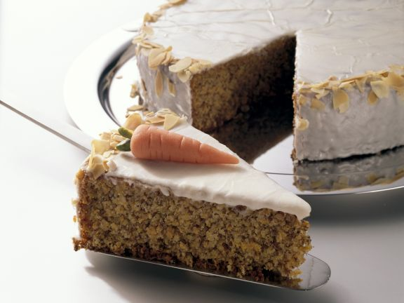 Carrot Cake with Icing