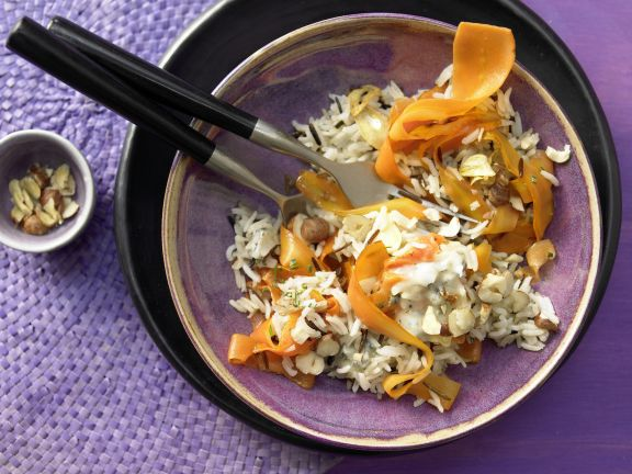 Carrot Fried Rice