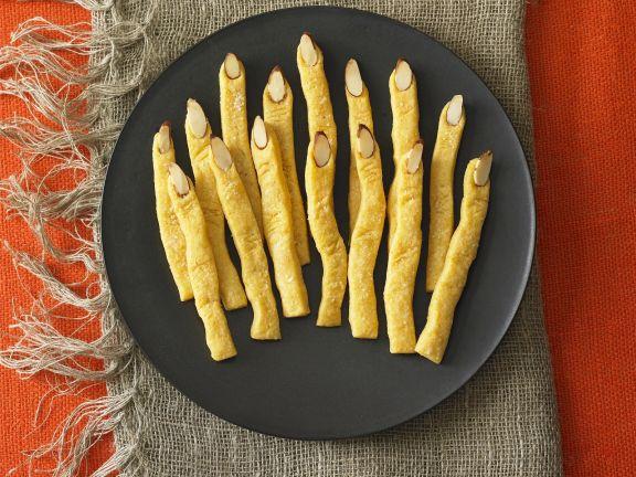 Halloween Rezepte Finger.Witch Finger Halloween Cookies Recipe Eat Smarter Usa
