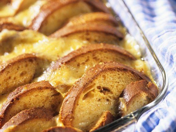 Cheesy Bread Bake