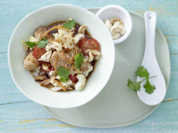 Chicken and Cabbage Stir-Fry