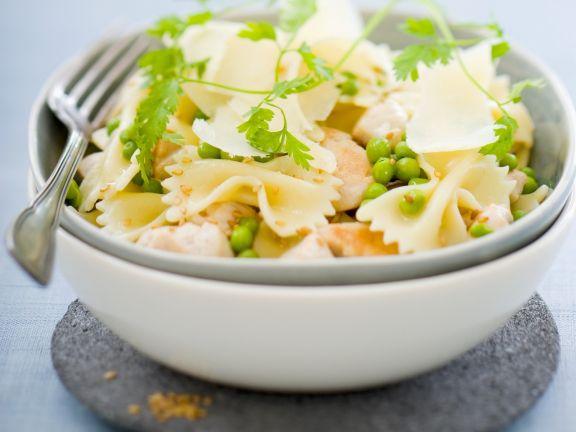 Chicken and Sesame Pasta Salad