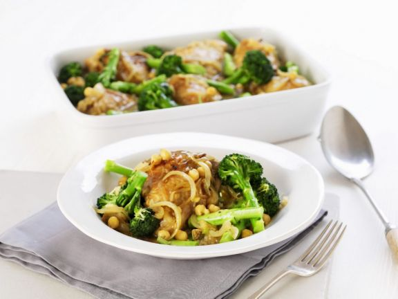 Chicken and Vegetable Dish
