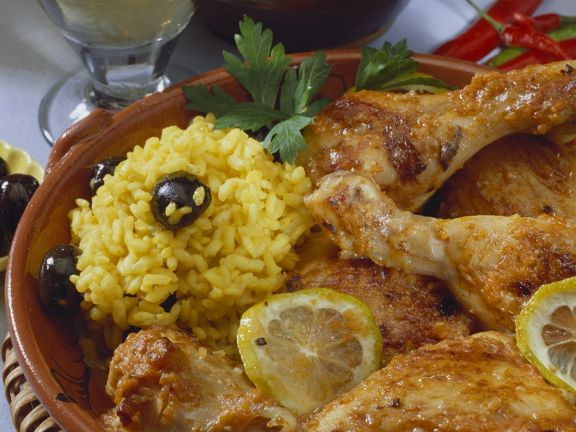 Chicken Piri Piri
