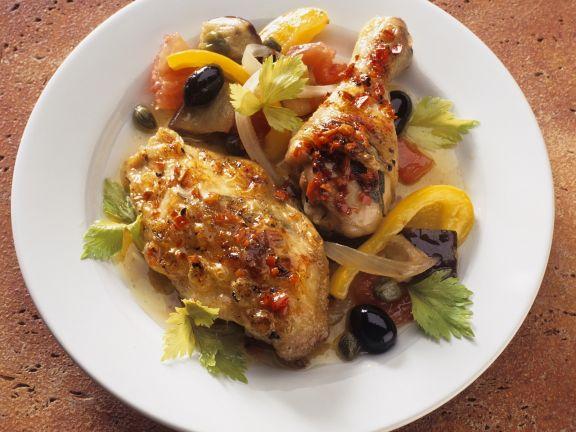 Chicken Saute