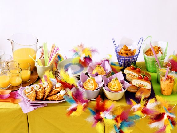 Childrens Party Buffet
