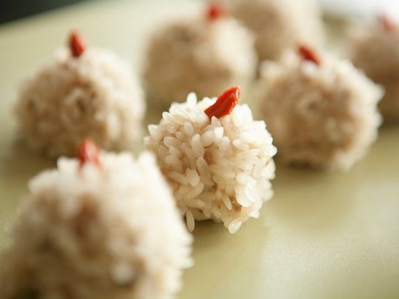 Chinese Rice Balls