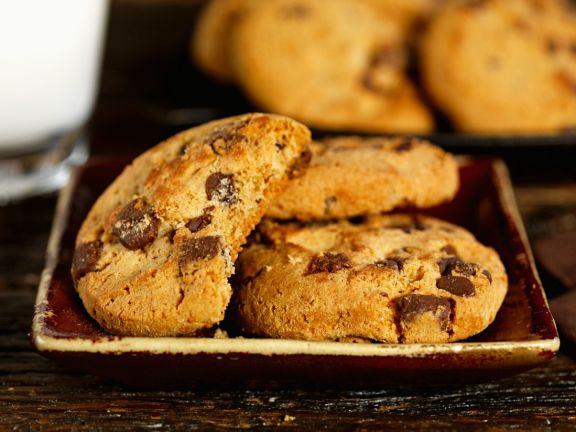 Choc-chip Biscuits