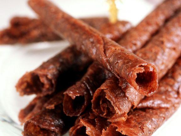 Chocolate Caramel Rolls