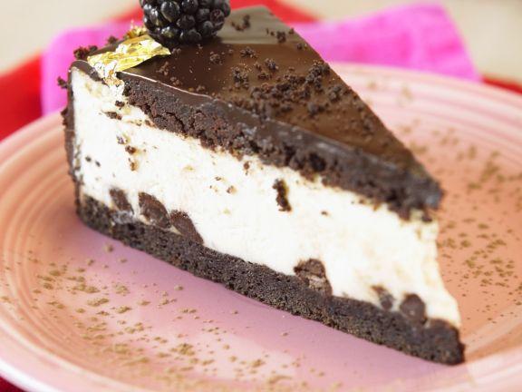 Chocolate Cheesecake (Gluten Free)