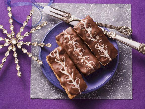 Chocolate Covered Honey Cake