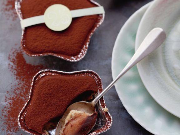 Chocolate-Dulce De Leche Pudding