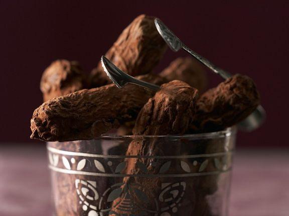 Chocolate Truffle Rods