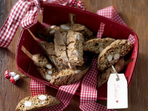 Christmas Biscotto (Cantucci)