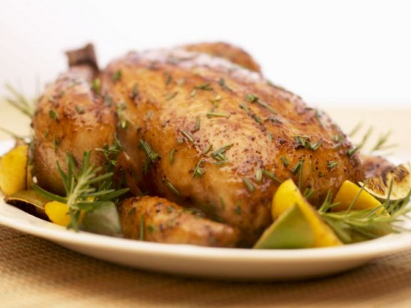 Citrus and Herb Chicken