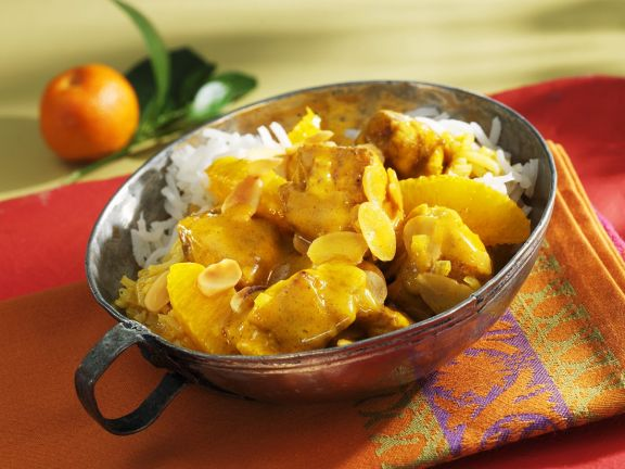 Citrus and Spice Chicken Stew