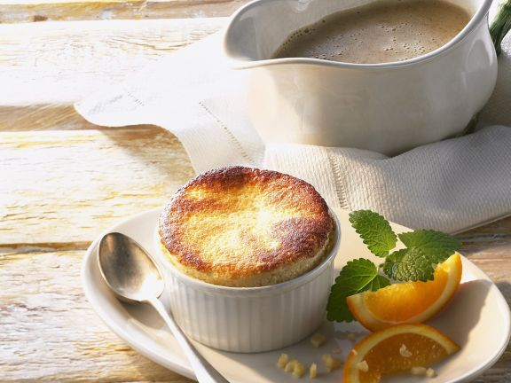 Classic Orange Souffle