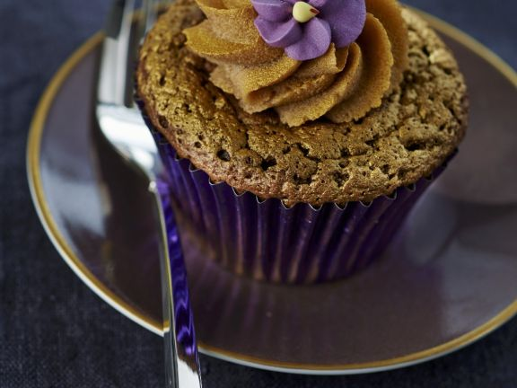 Cocoa Cakes with Choc Buttercream