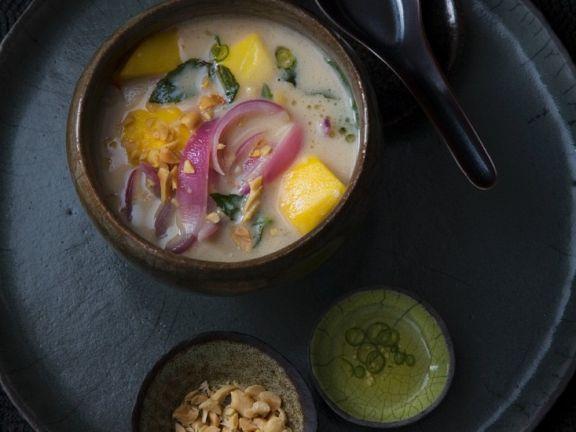 Coconut Mango Soup