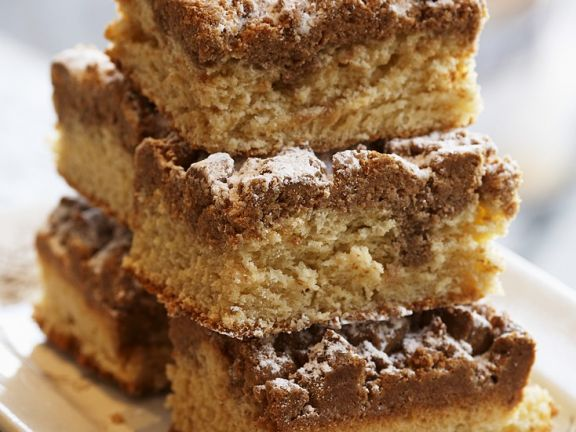 Coffee and Maple Syrup Cake