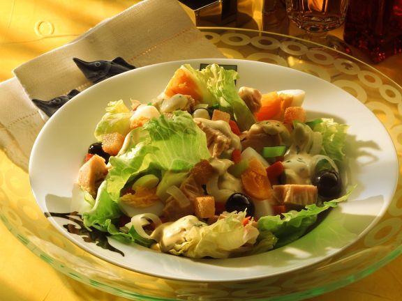 Colorful Tuna Salad
