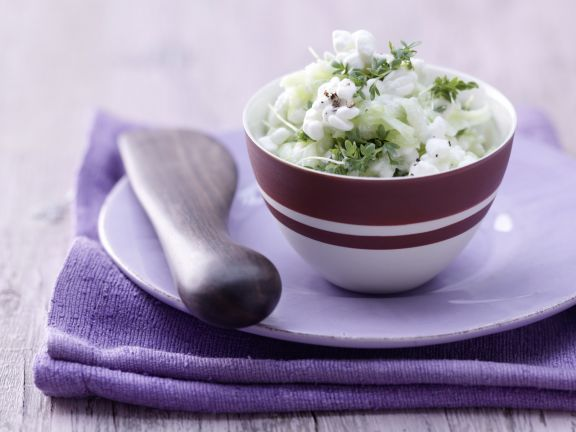 Cottage Cheese and Cucumber Spread