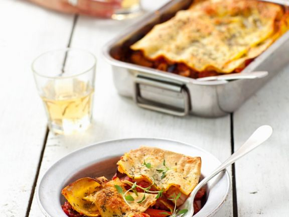 Country Vegetable Pasta Bake