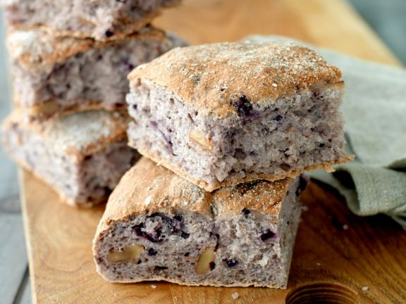 Cranberry and Walnut Bread