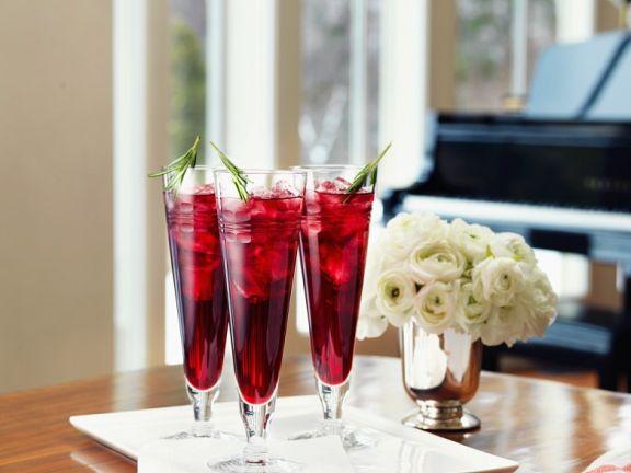 Cranberry Martini