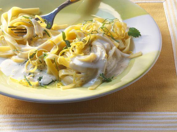 Creamy Citrus Pasta