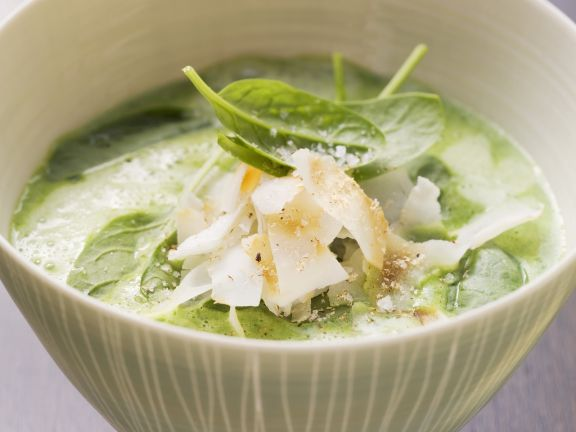 Creamy Spinach Bisque recipe | Eat Smarter USA