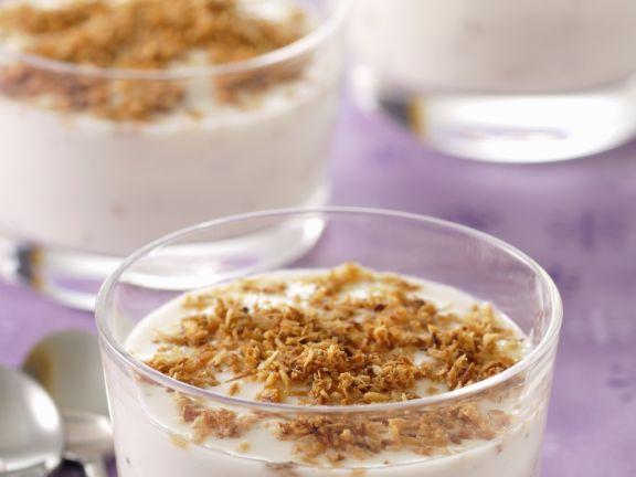 Creamy Tropical Yoghurt