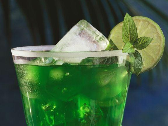 Creme De Menthe Cocktail