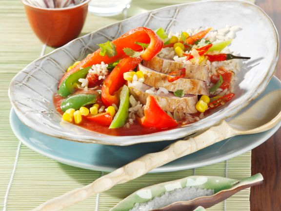 Creole Stew with Pork