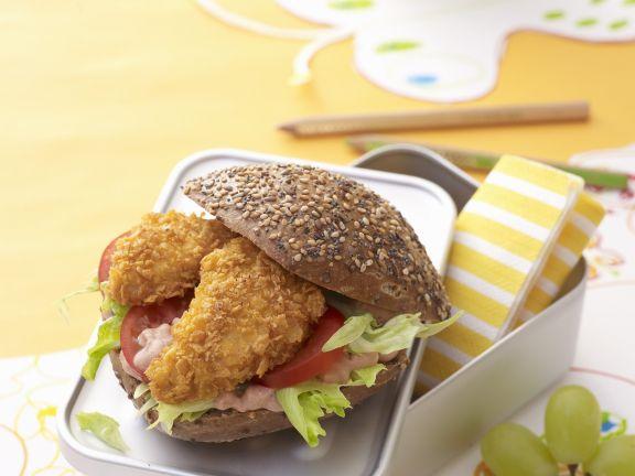 Crispy Chicken Roll
