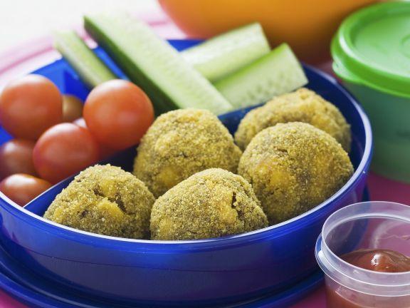 Crispy Meatballs Al Forno