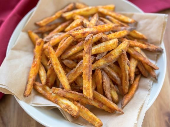 Crispy Oven French Fries