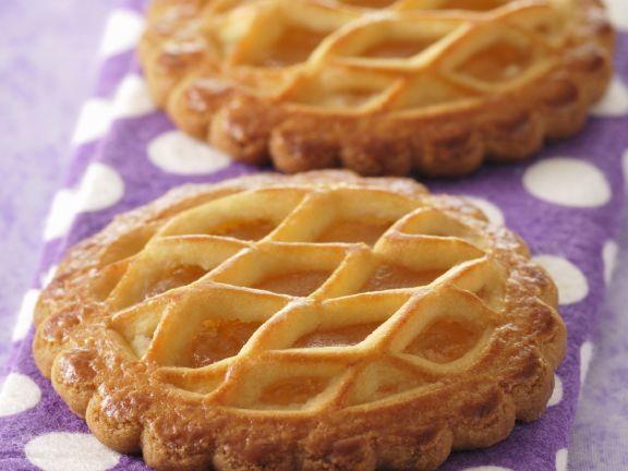 Criss-cross Fruit Tartlets